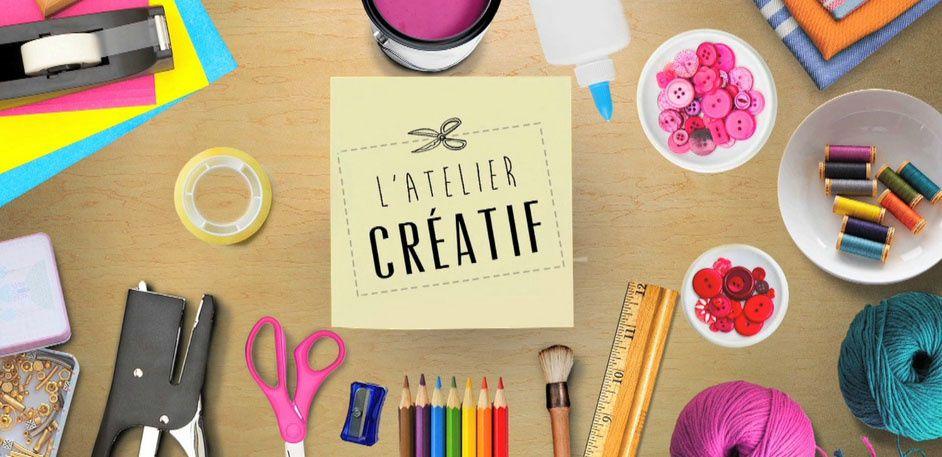 Atelier créatif à la petite boutique