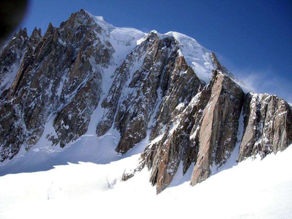 Photos Conditions Chamonix 8-9 Mars