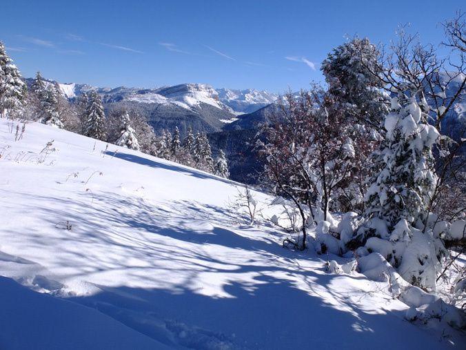 1ere neige…