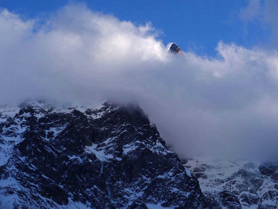 la Meije - la Grave - Hautes-Alpes