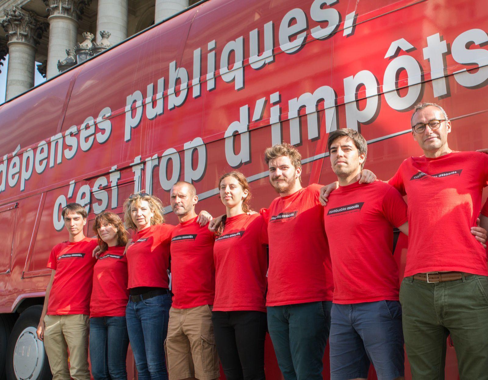 Tour de France des contribuables : le succès !