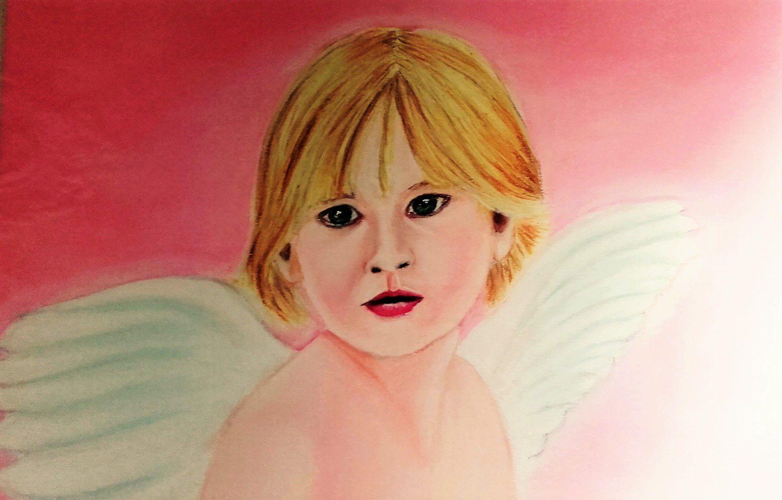 L'ange...