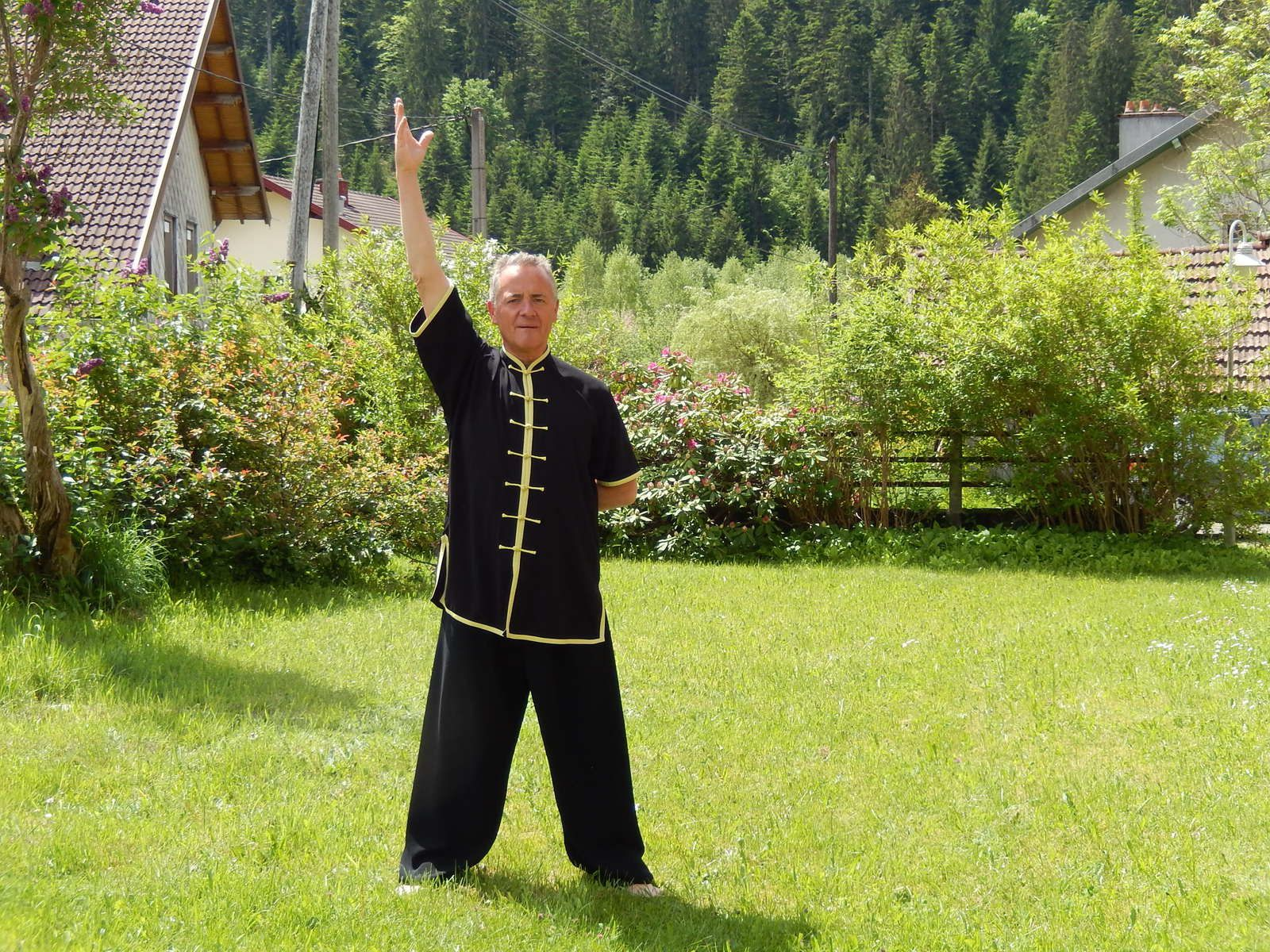 Yi Jin Jing (ou qigong des paysans)