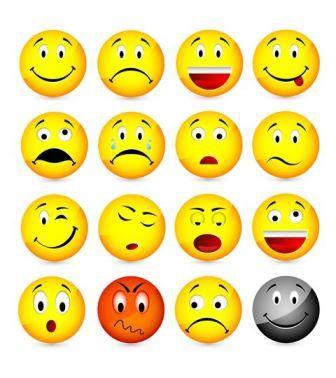 Emotions en langue