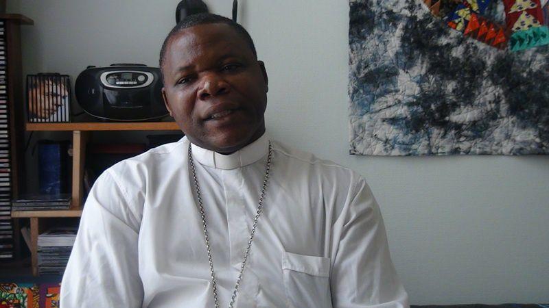 Entretien avec D. NZAPALAINGA, Archevêque de Bangui
