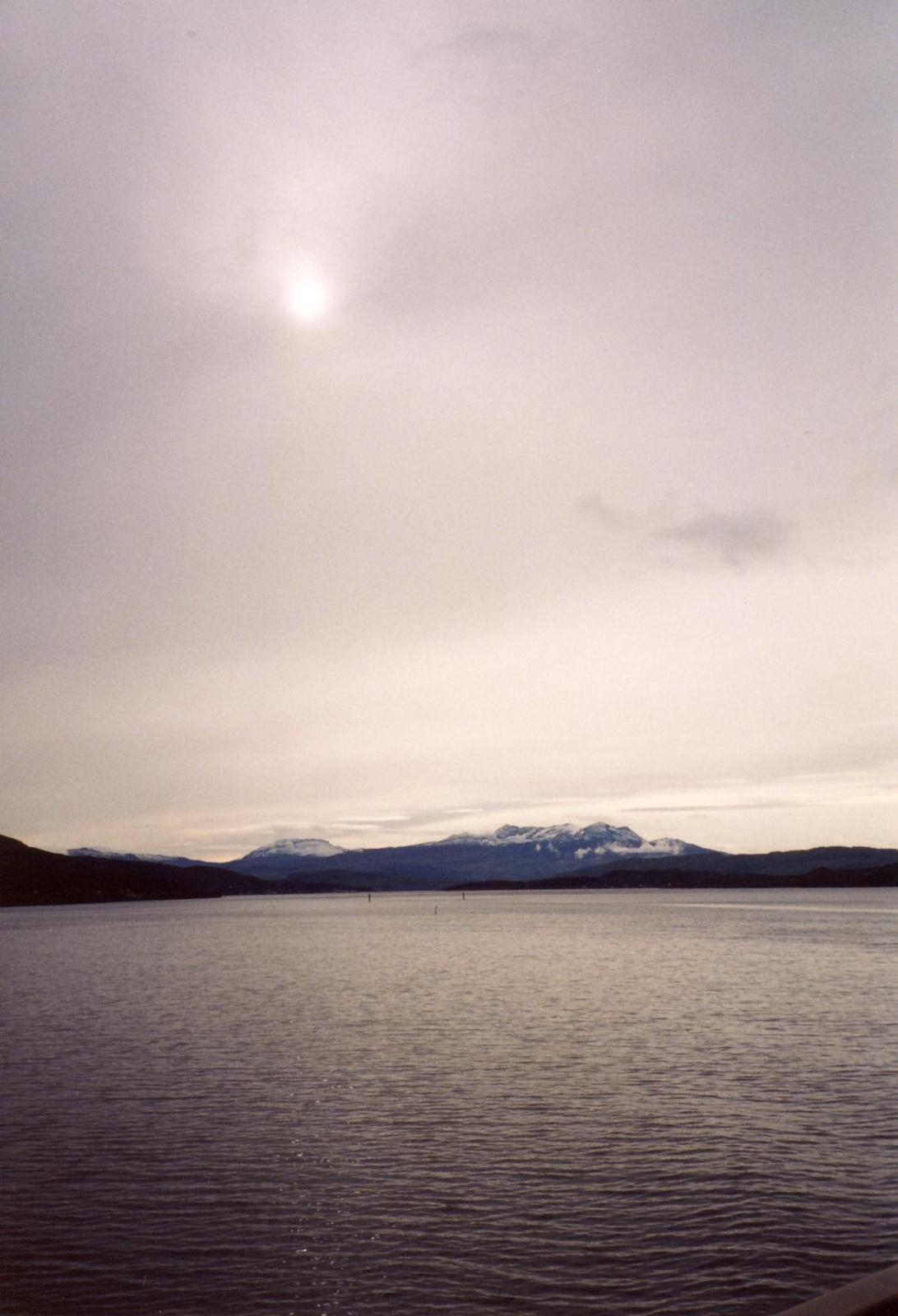 Soleil nordique