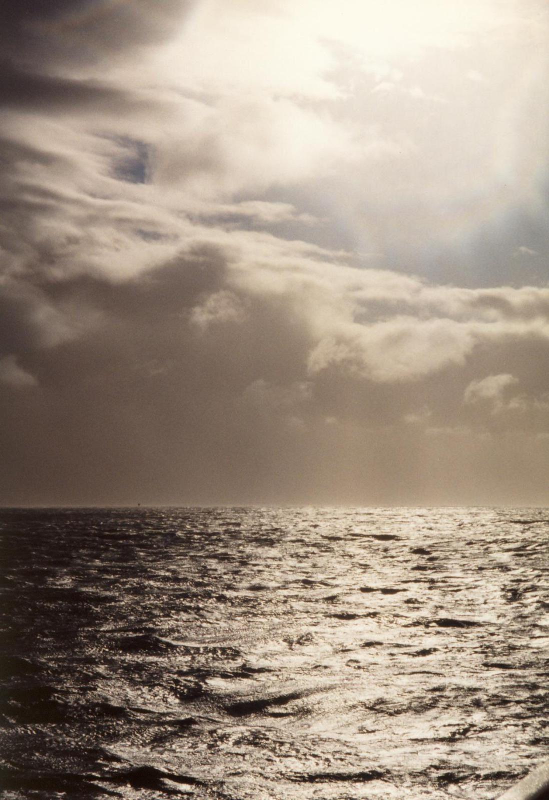 La tempête au sud d'Hammerfest