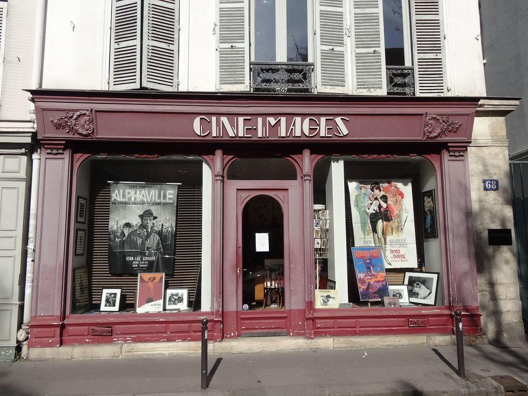 11-Ciné-images rue de Babylone