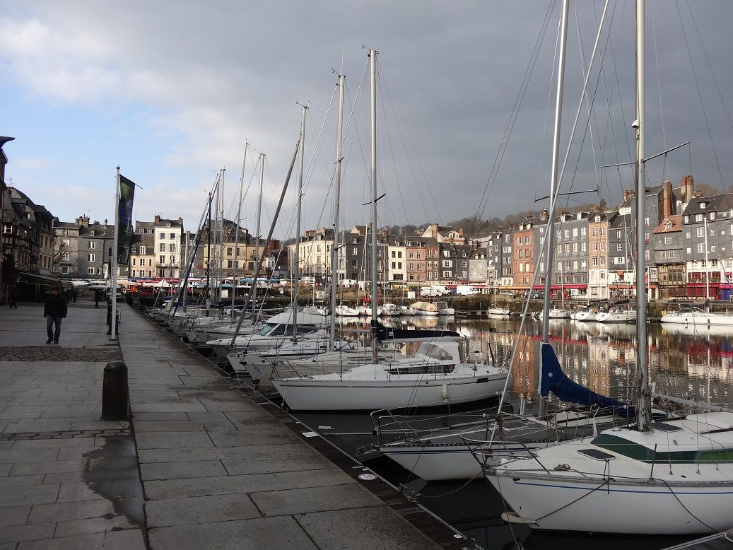 city break honfleur 04 2013