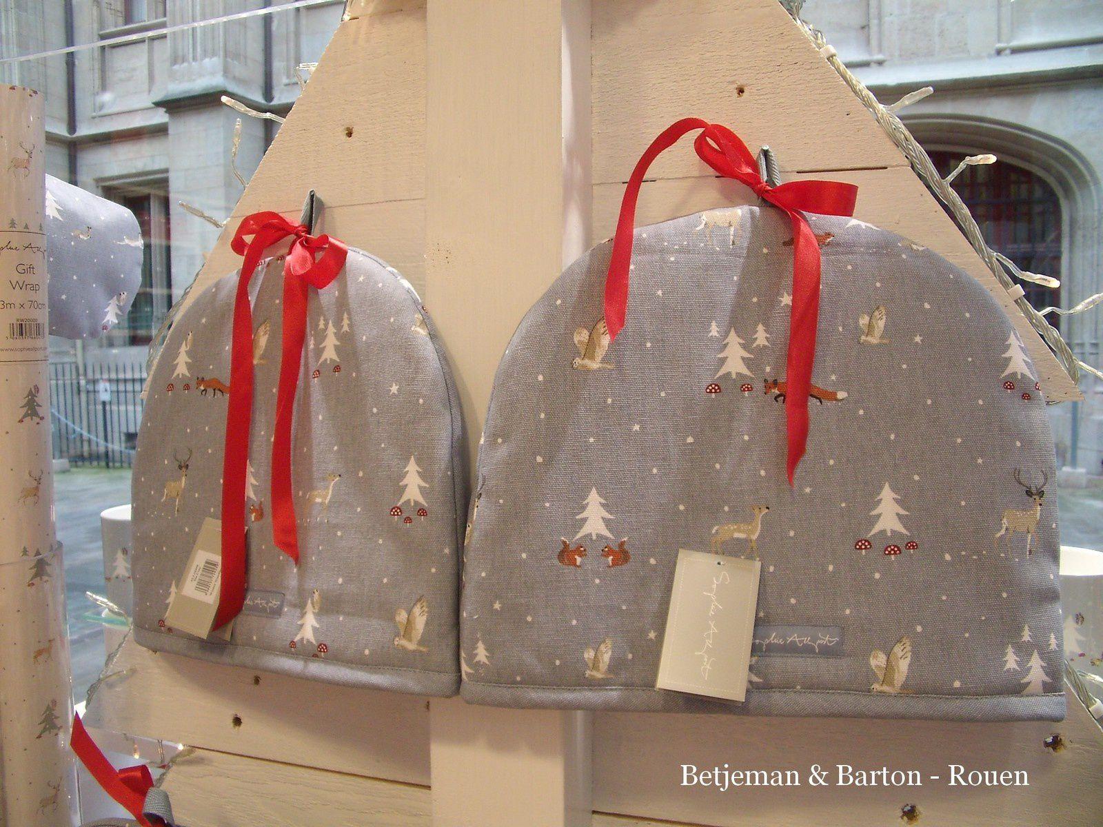 Noël 2014 chez Betjeman and Barton Rouen
