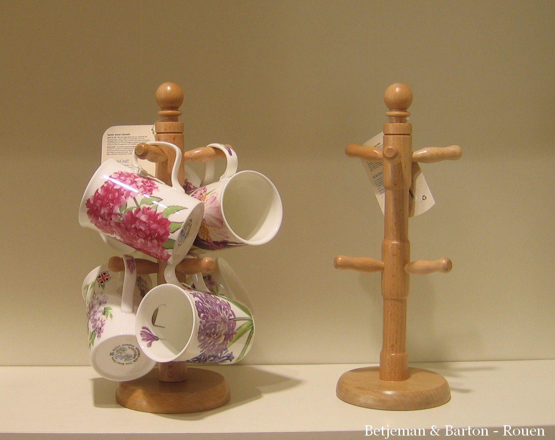 Arbres à mugs