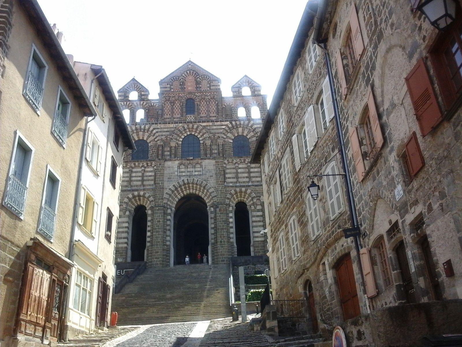 Le Puy en Velay - La ville Haute