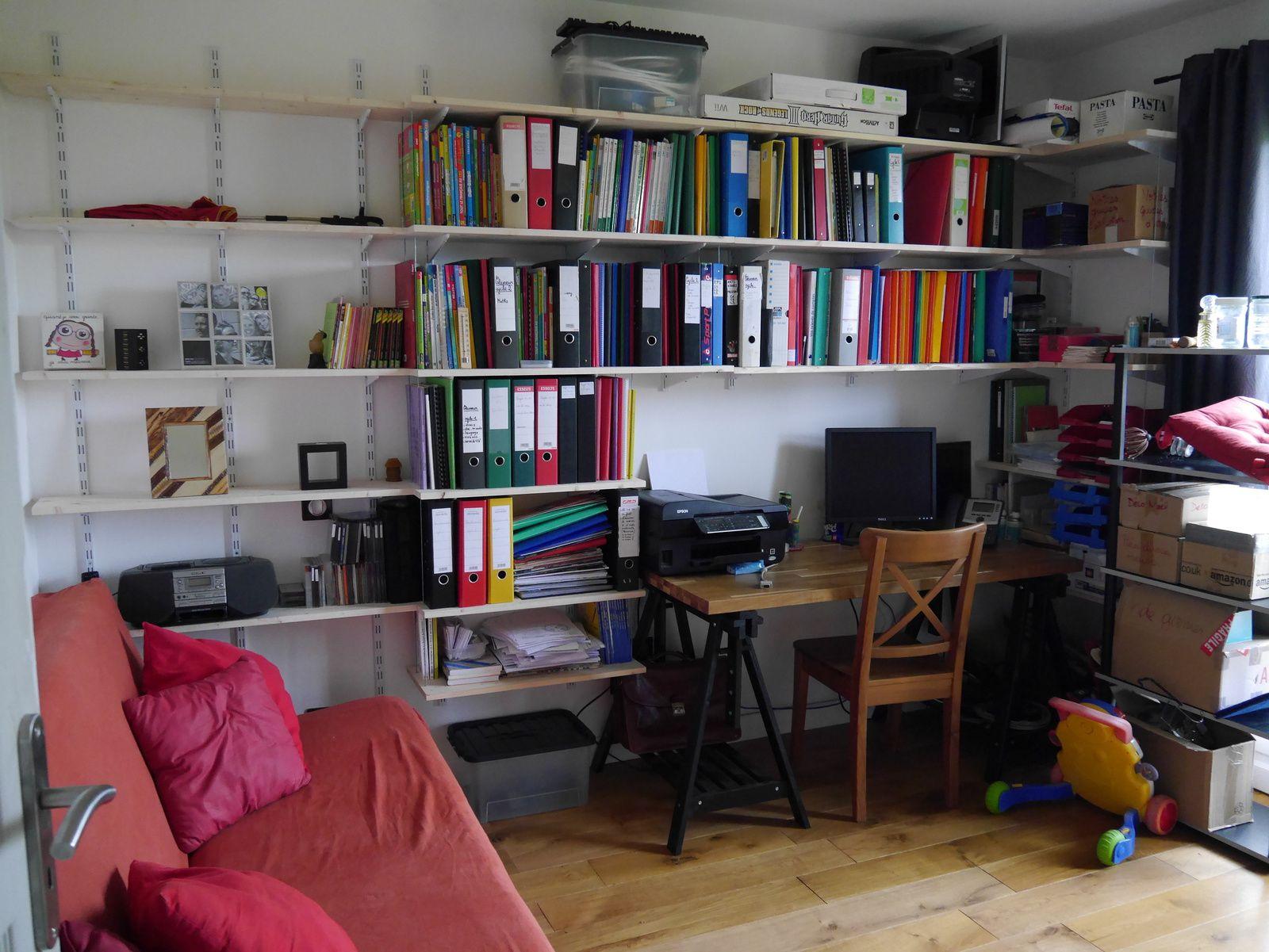 Bureau et chambre
