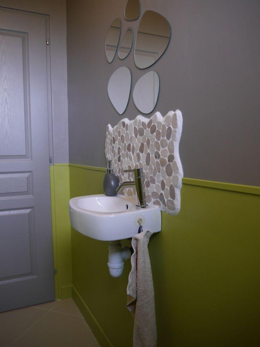 Toilettes de l'étage