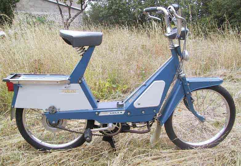 solex flash occasion