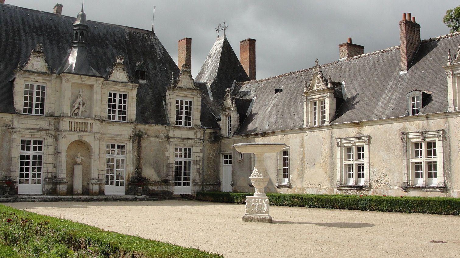 Château de Villesavin (41250 TOUR-en-Sologne)