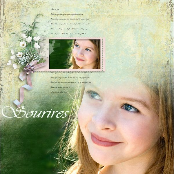 "Pages ""C&S"" - ""Consignes"" et ""Scrapez la photo"""