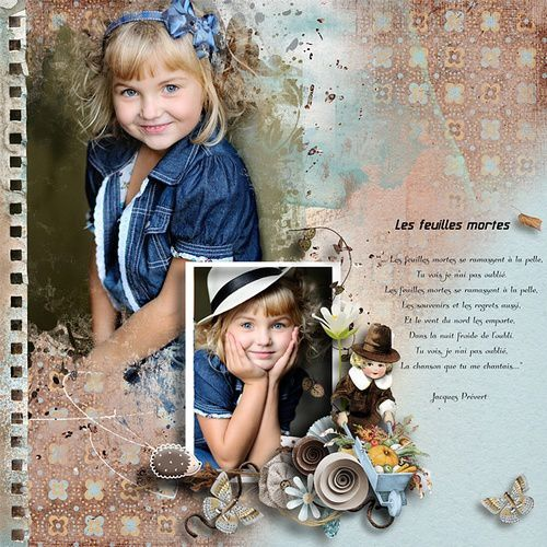 "Kit ""Sweet autumn"" de Vero The French Touch"