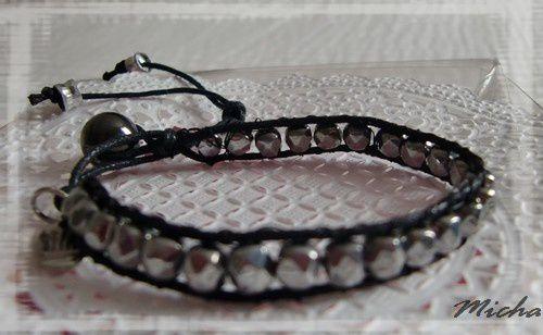 Bracelet de type Warp