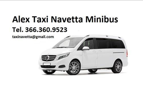 Shuttle Minibus Taxi Airport Bologna ( low cost )
