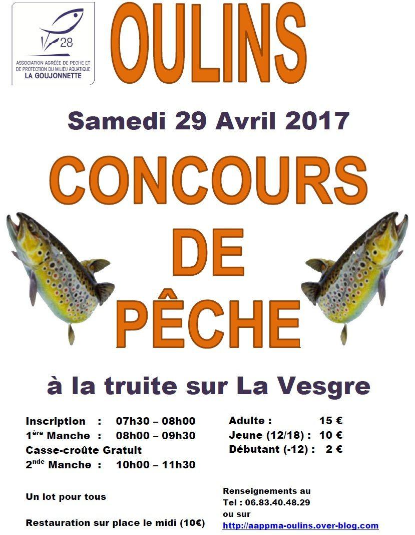 Concours Truite 2017