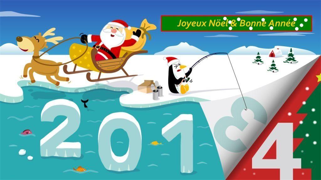 Joyeux Nöel et Bonne Année