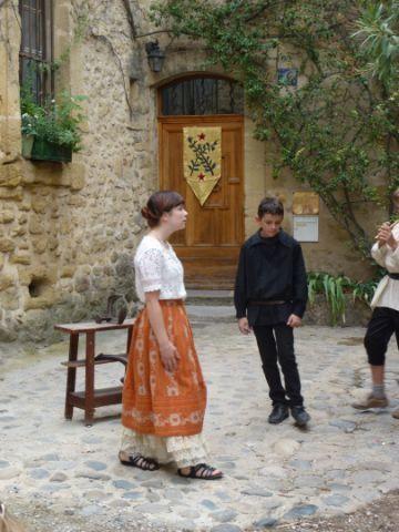 La vie au village 1764