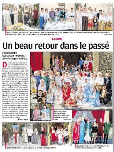Reconstitution Historique 2014