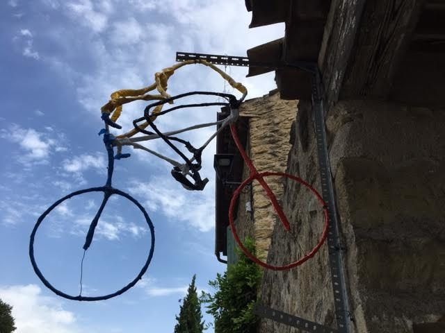 Tour de France à Lauris