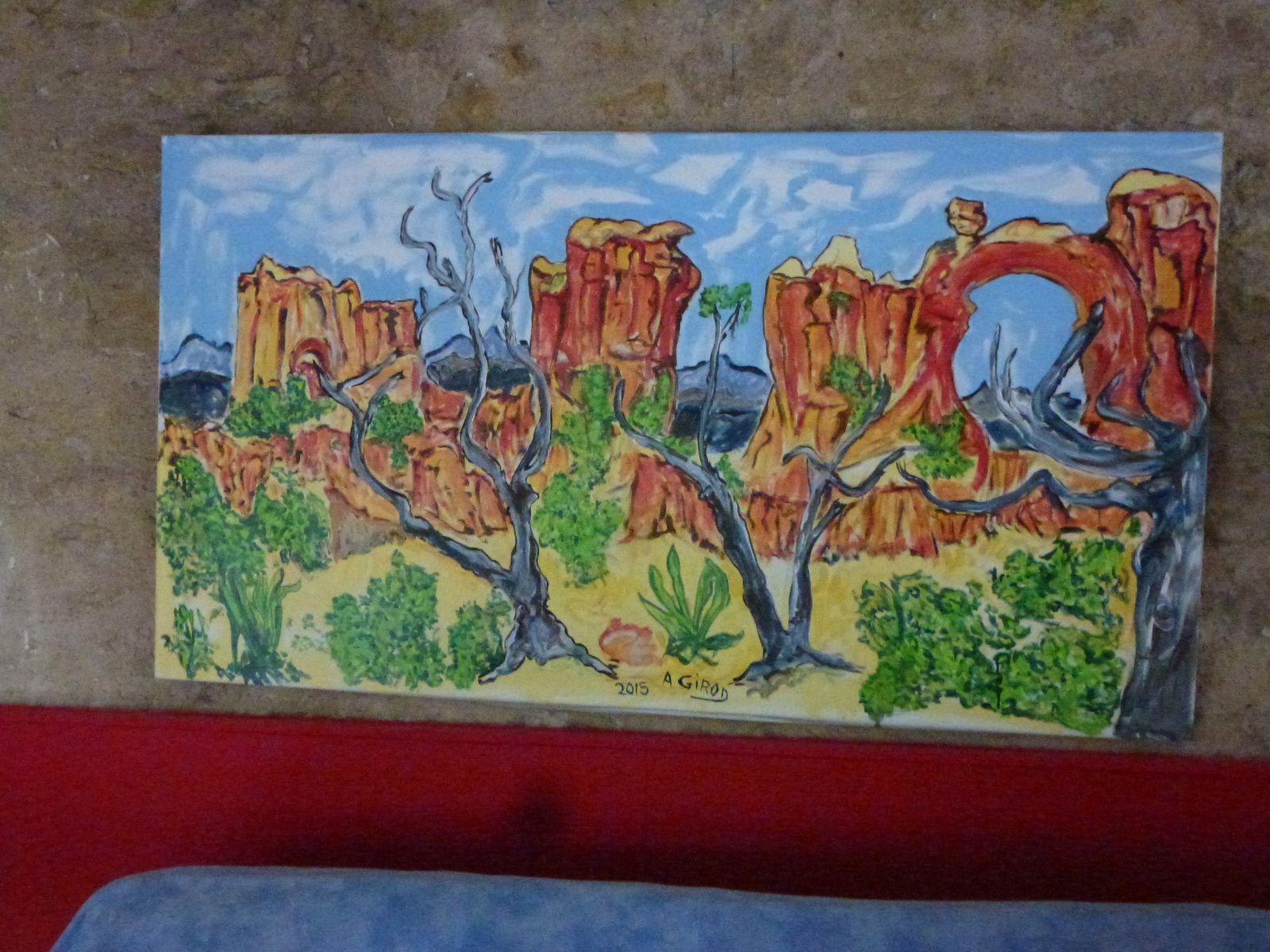 Far West paintings