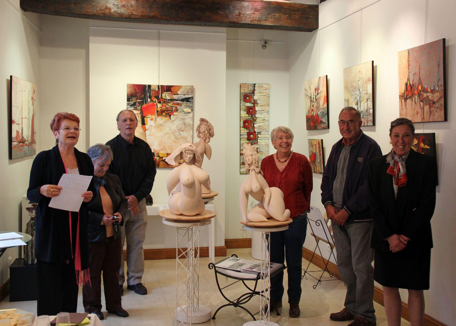 Trois nouveaux artistes à la Vagabonde