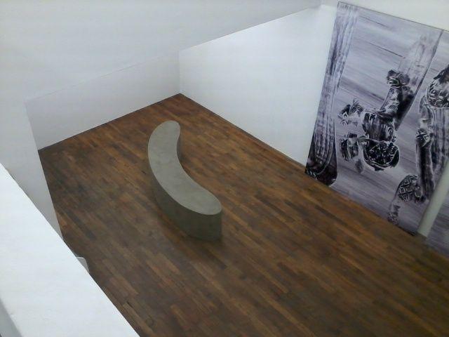 Exposition de Pedro Barateiro au Néon