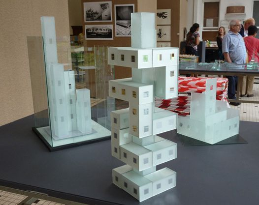 Exposition fin d'année atelier vitrail et transparence 2013