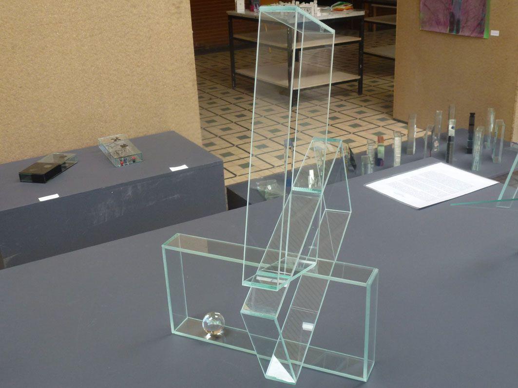 Exposition vitrail année 2013-14