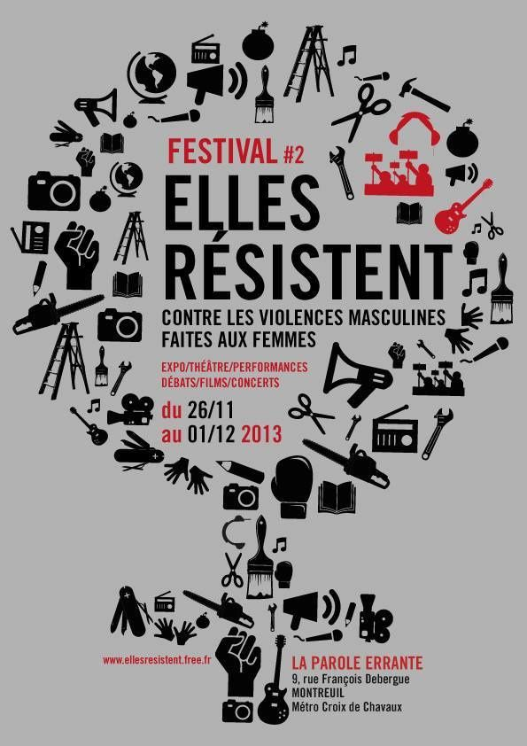 ELLES RESISTENT !
