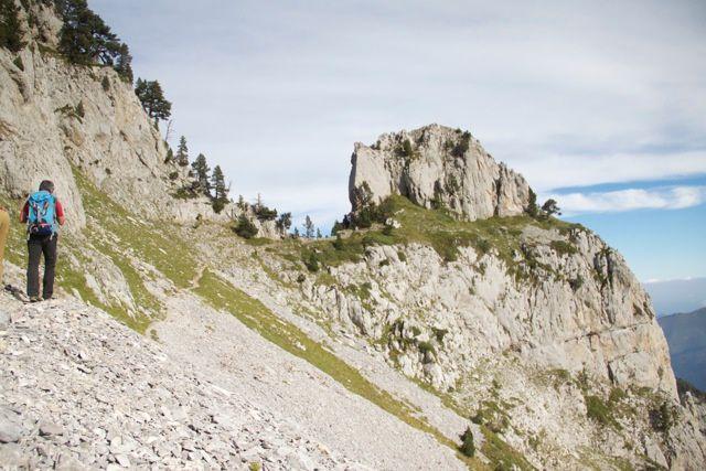 À la poursuite des isards en vallée d'Aspe