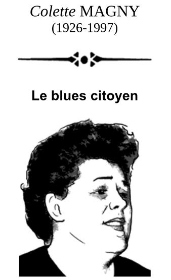 Le blues citoyen