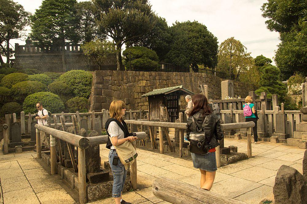 Chûshingura : les 47 loyaux samouraïs