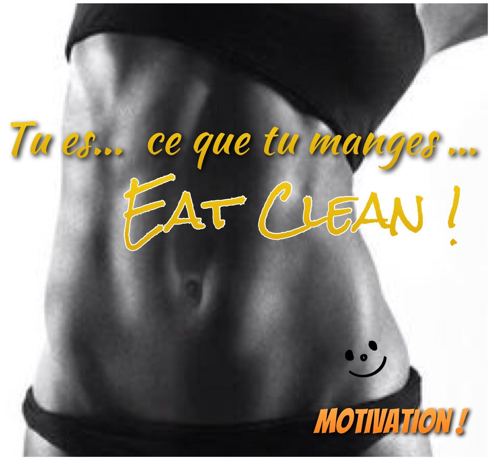 Eat Clean - Bikini's Secret