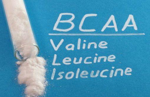 BCAA Valine Leucine Isoleucine