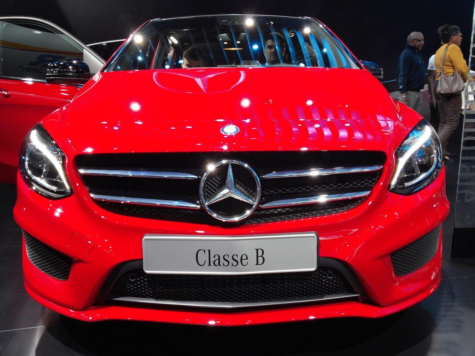 Visite au Mondial de l'automobile 2014 - Paris (porte de Versailles)
