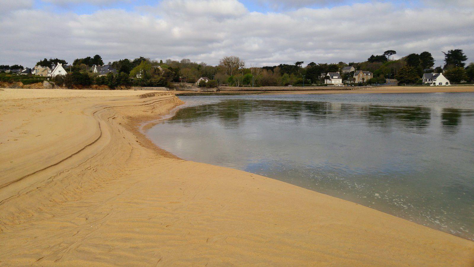 Guidel plage - Lorient - Sous-marin Flore S645 - Larmor plage
