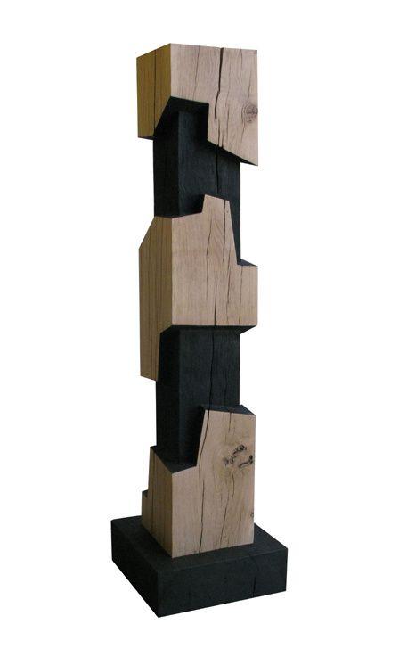Grande colonne, Alban Lanore