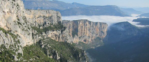 Week-end Gorges du Verdon 18 et 19 Octobre