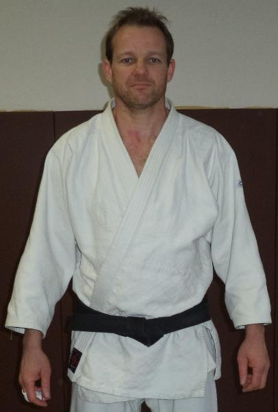 Stéphane Perrot, ceinture noire