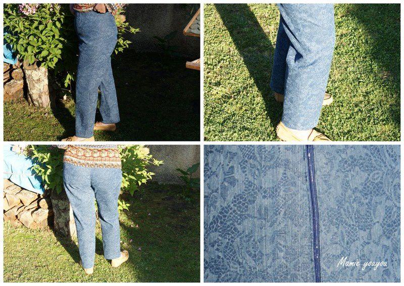 Mon premier pantalon