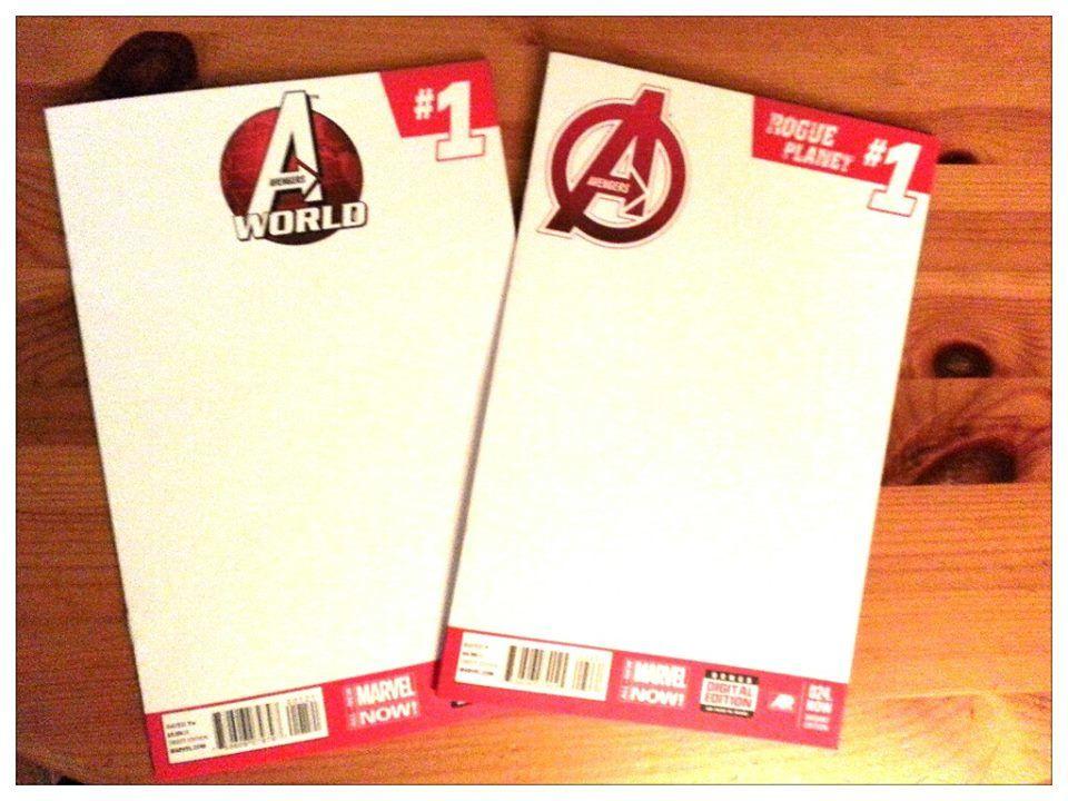 Blank Cover cherchant heureux propriétaires! :)