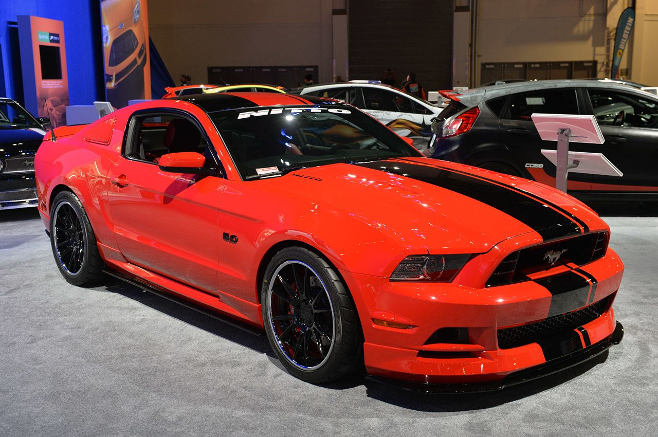 sema 2013 nitto tire 2014 ford mustang flc blog. Black Bedroom Furniture Sets. Home Design Ideas