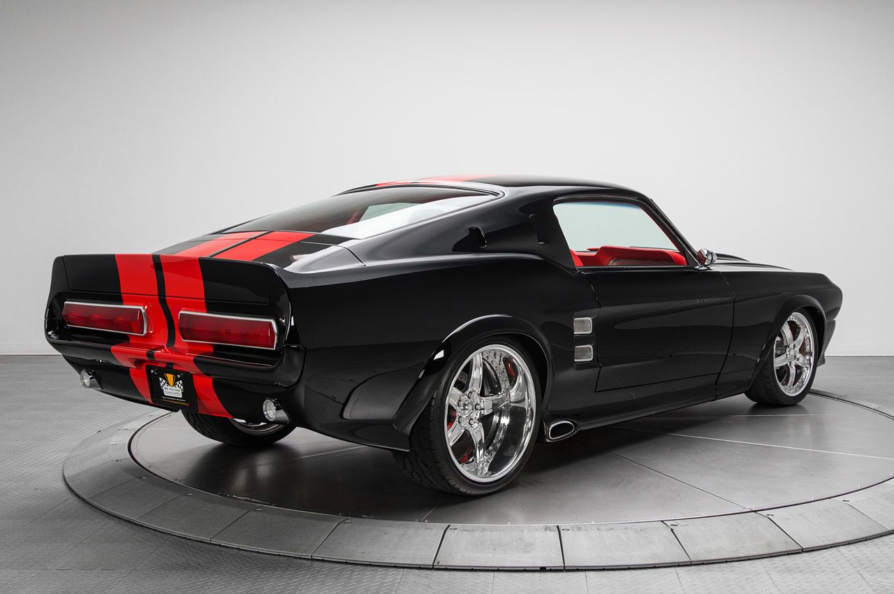 Ebay Find Pro Touring 1967 Ford Mustang With 545ci V8
