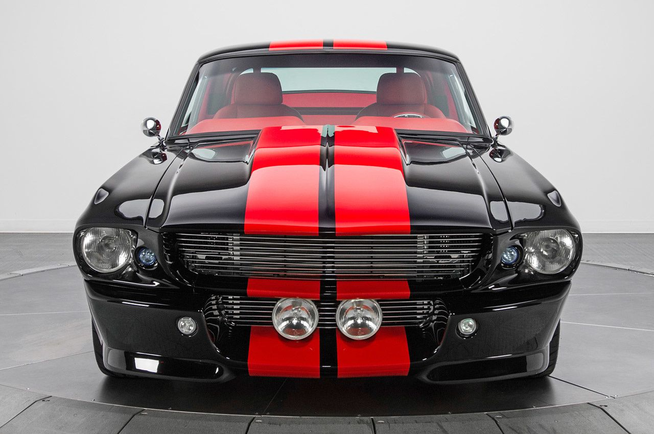 eBay Find: Pro-Touring 1967 Ford Mustang with 545ci V8 - FLC